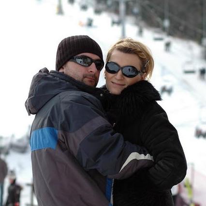 Сергей и Алина Клобуцкие