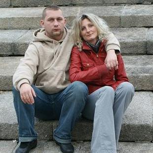 Лиза и  Славик